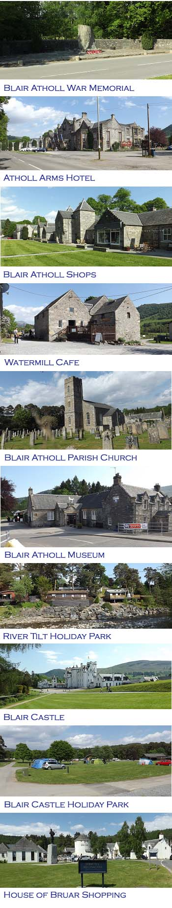 Blair Atholl Photos