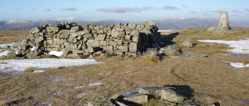Cairnsmore of Fleet shelter image
