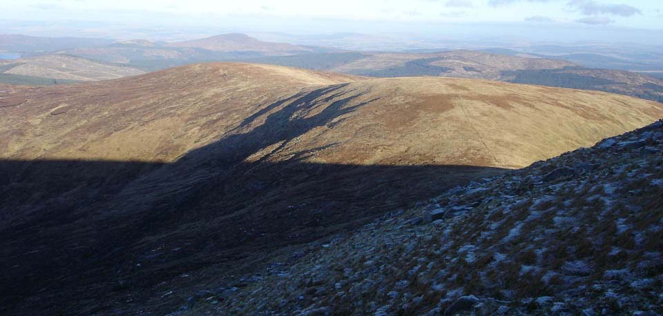 Cairnsmore of Fleet route to Craignelder image