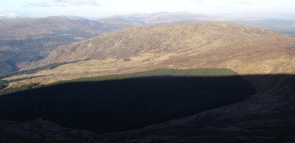 Craignelder from Cairnsmore of Fleet image