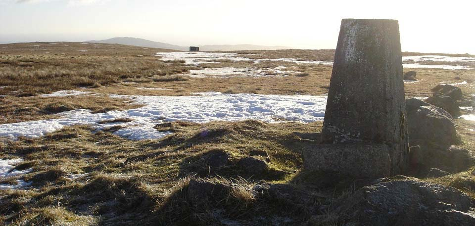 Cairnsmore of Fleet Trig Point image