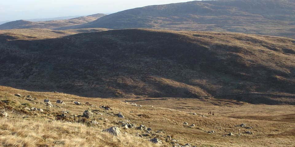 Knee of Cairnsmore south side image