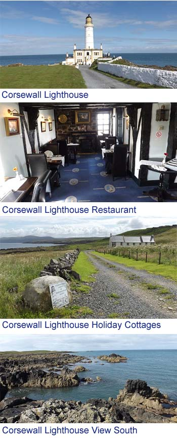 Corsewall Lighthouse Hotel Images
