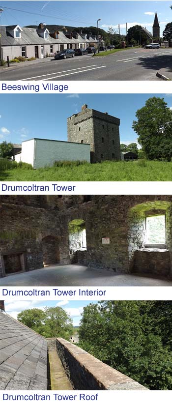 Drumcoltran Tower images
