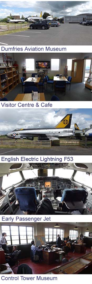 Dumfries and Galloway Aviation Museum Images