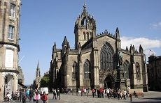 St Giles Cathedral image