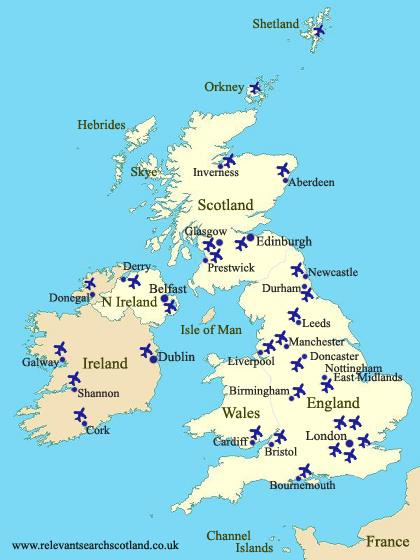 Map Of England Edinburgh.Tour Of London England