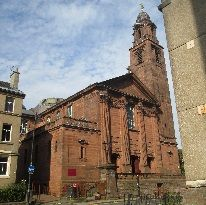 St Aloysius Church Glasgow image