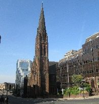 St Columba Church of Scotland Glasgow image