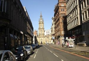 St George's Tron Church Glasgow image