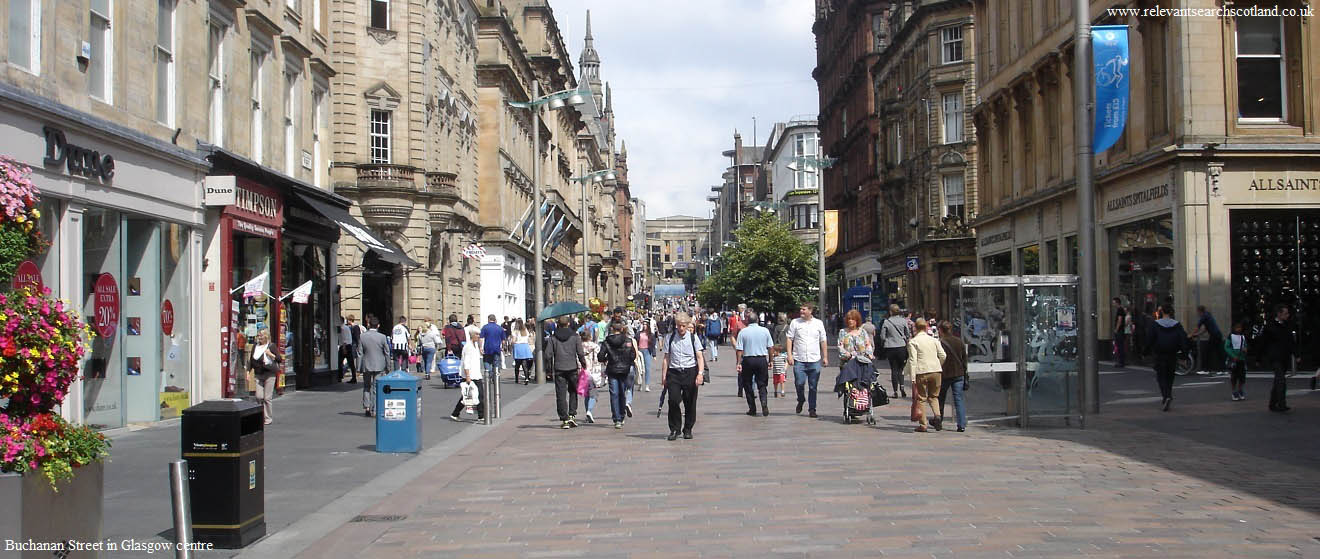 Image result for buchanan street glasgow