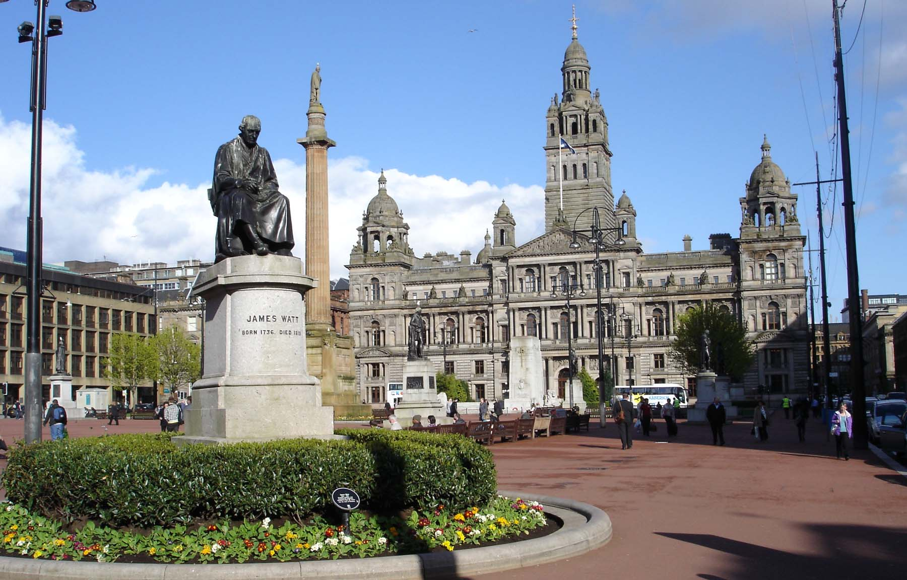a report on glasgow the largest city in scotland The glasgow 2014 commonwealth games has improved the environment and economic activity in scotland's largest city  glasgow report.
