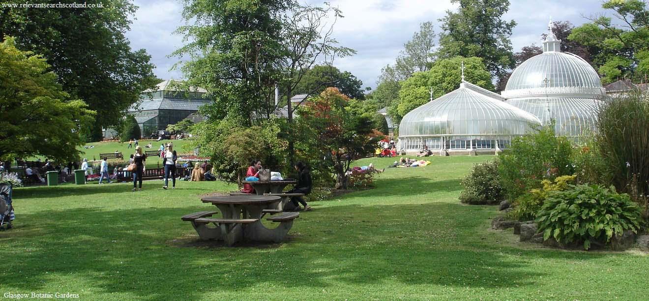 Delicieux Glasgow Botanic Gardens Image