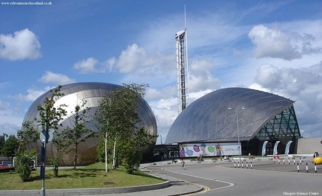 Glasgow Science Centre image
