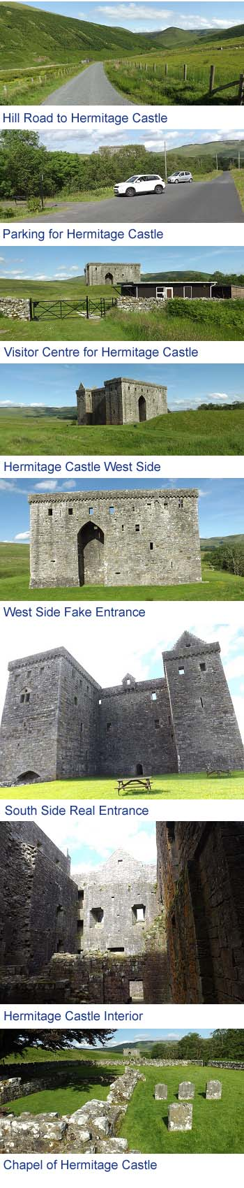 Hermitage Castle Photos