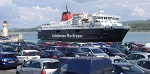 Brodick Ferry at Ardrossan image