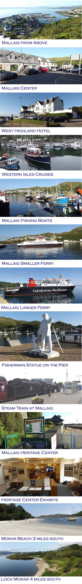 Mallaig Photos
