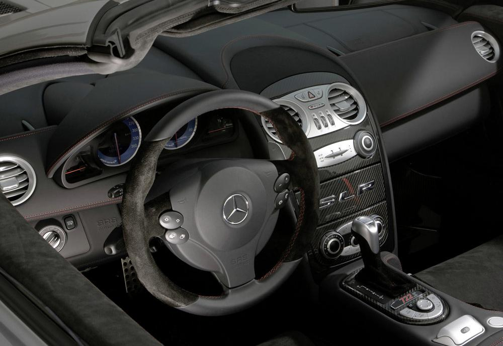 Mercedes Benz Slr Mclaren Roadster. The Mercedes Benz SLR McLaren