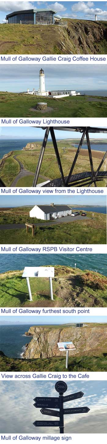 Mull of Galloway Images