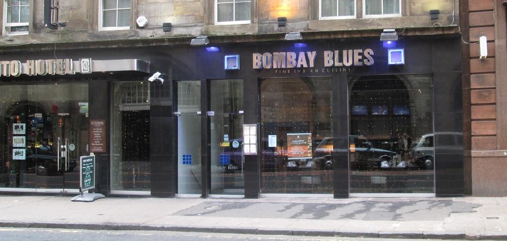 Indian Restaurant Albion Street Glasgow
