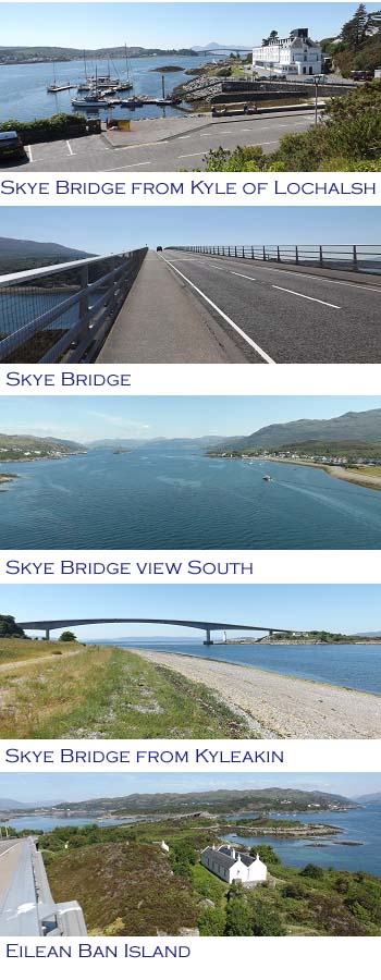 Skye Bridge Photos