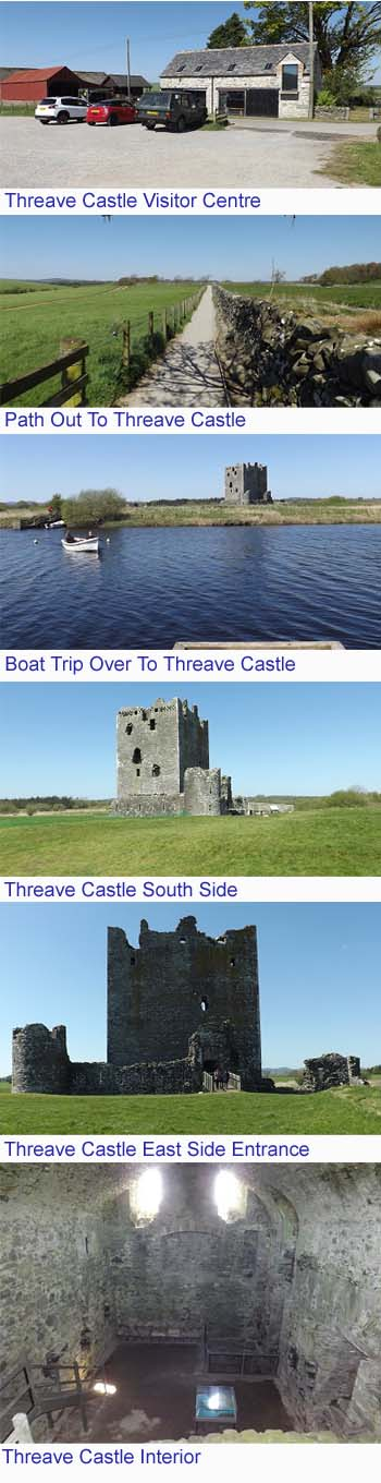 Threave Castle Images