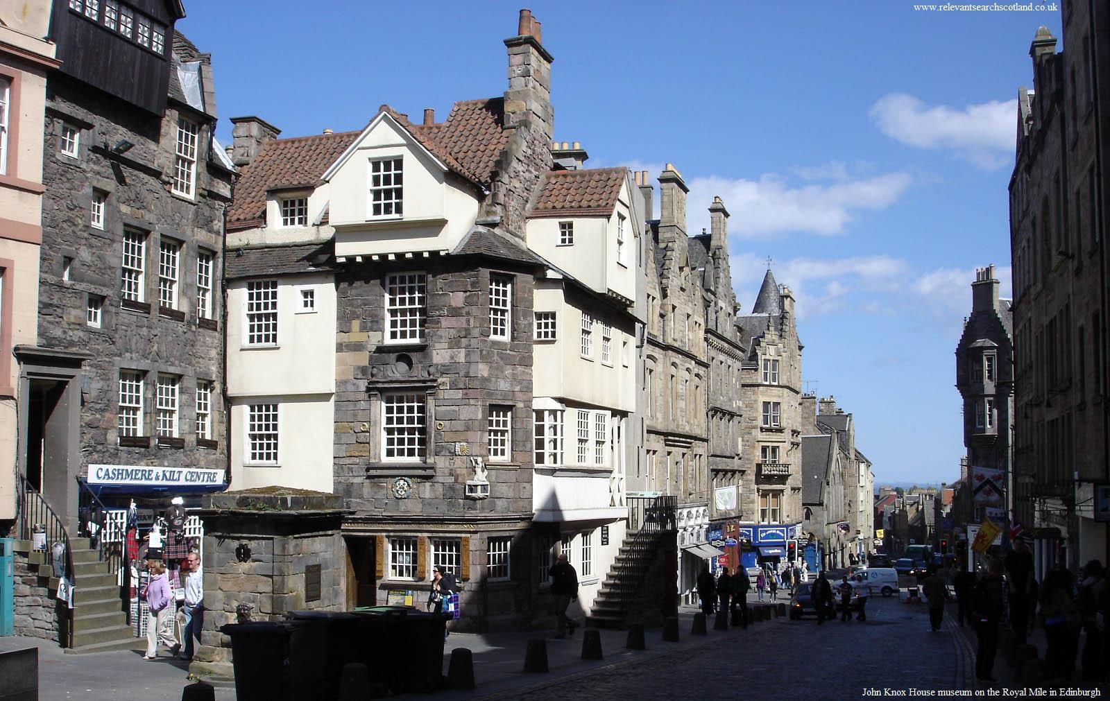Edinburgh attractions for Classic house edinburgh