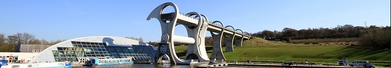 Scotland Attractions Falkirk Wheel image