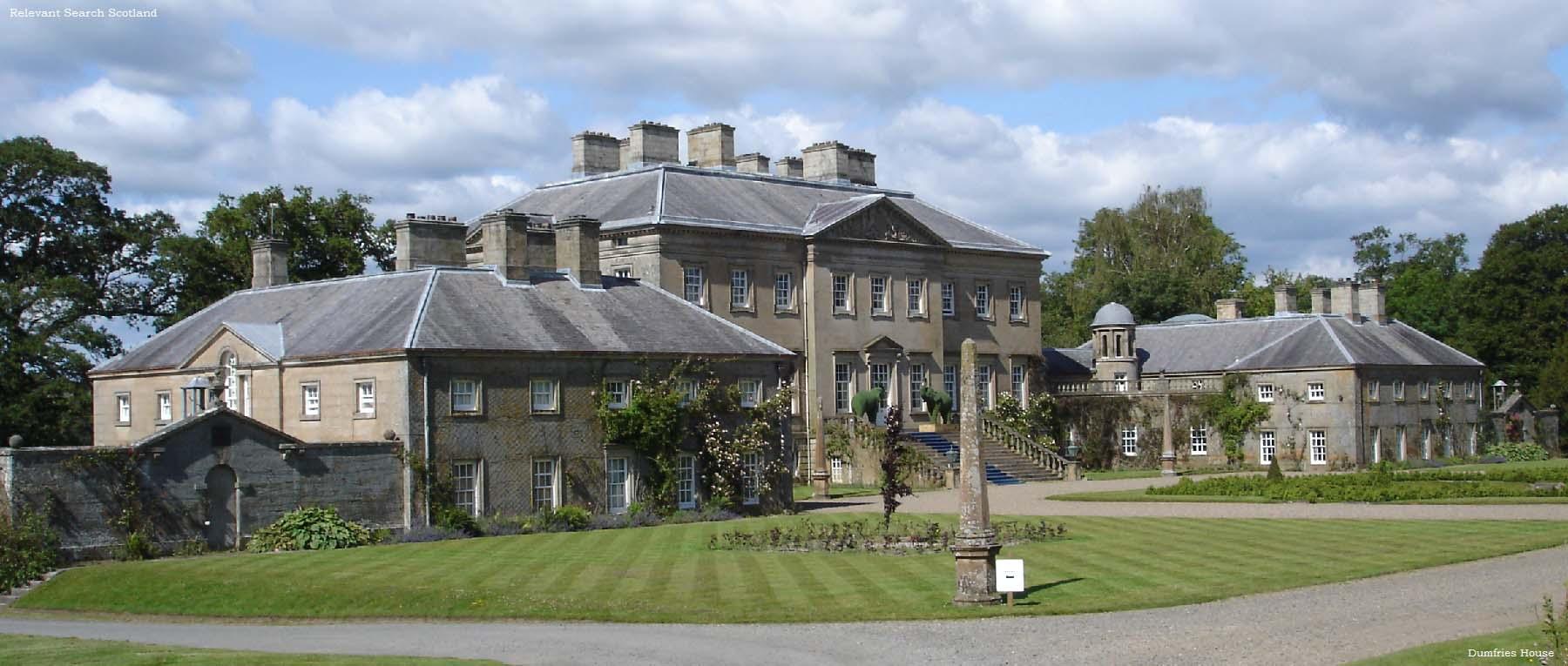Scotland Mansions