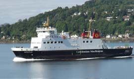 Wemyss Bay Ferry image