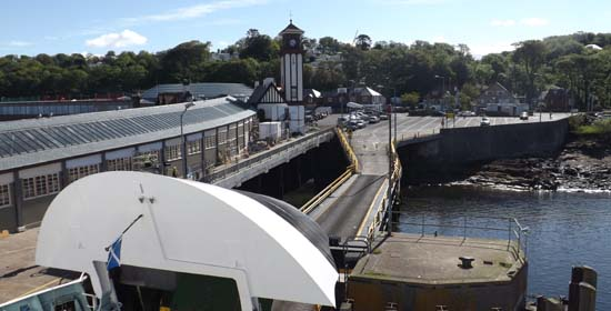 Wemyss Bay Port image